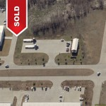 Sold Net Leased Industrial Building