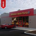 Net Leased Advance Auto Parts