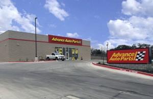 Brand New Development Advance Auto Parts
