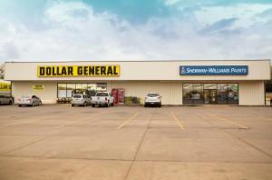 Dollar General 3440 Sherwin-Williams