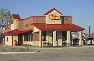 Chicken Express Frisco, TX
