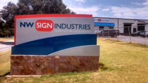 NW Sign Industries Manufacturing